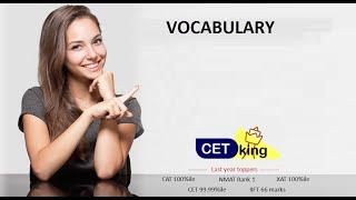 Vocab Synonyms Antonyms tricks shortcuts by Cetking