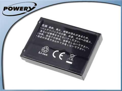 Akku für Casio Exilim Zoom EX-Z150/Typ NP-70