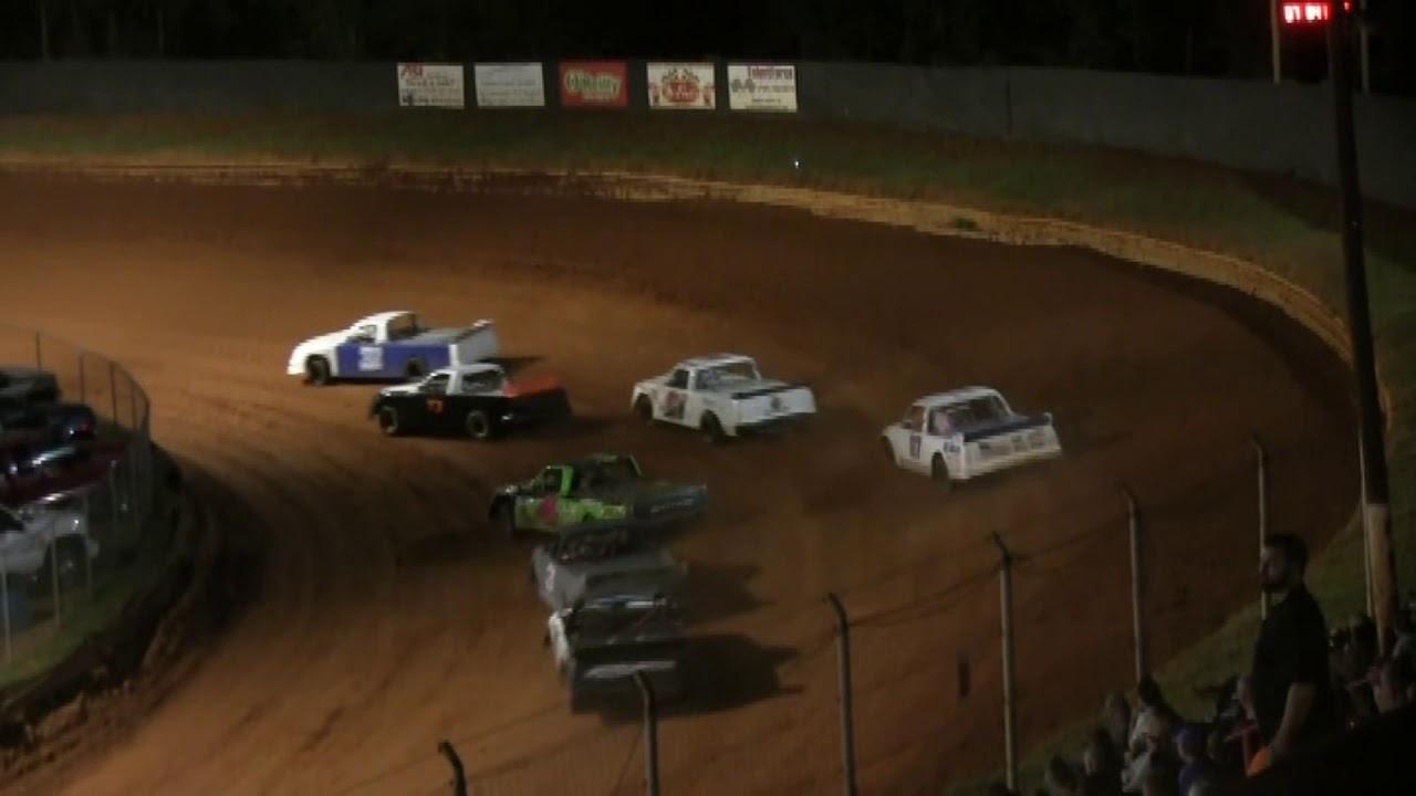 Pro Trucks at Toccoa Raceway July 3rd 2019