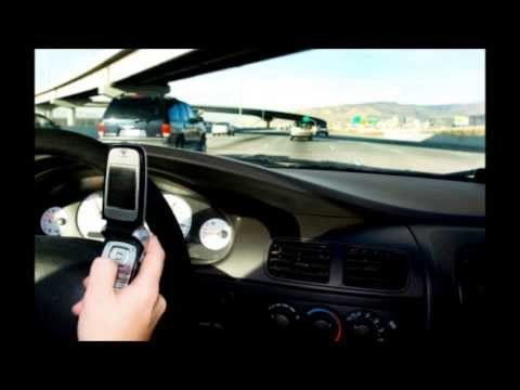 distracted driving,texting song,smart phone, PSA