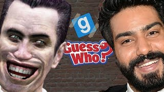 CELEBRITY STALKER - Gmod Guess Who Gameplay