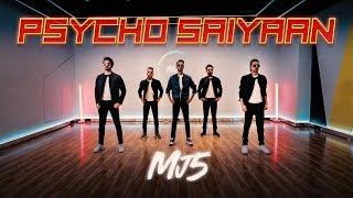 Psycho Saiyaan | Saaho | MJ5