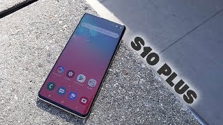 Samsung Galaxy S10 Plus уже у меня и вот, что я о нем думаю!