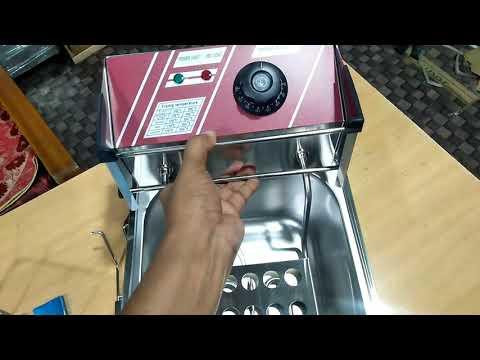 6 Ltr Electric Deep Fryer