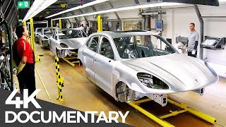 Porsche: High-Level Car Manufacturer | Mega Manufacturing | Free Documentary