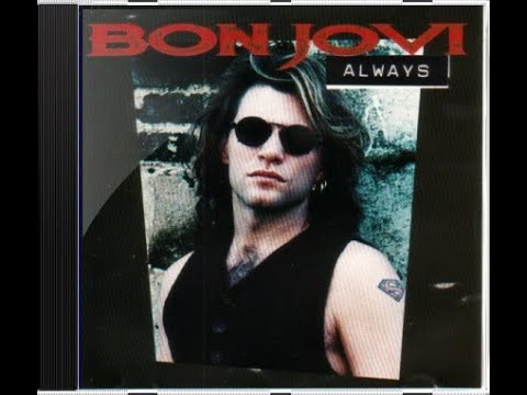 BON JOVI - ALWAYS (ORIGINAL INSTRUMENTAL)