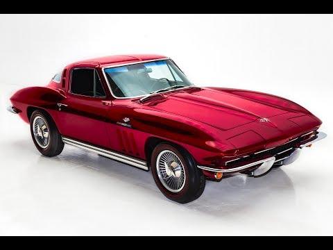 Video of '65 Corvette - JRF2