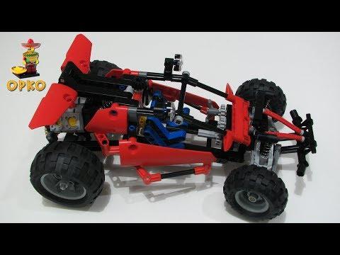 Vidéo LEGO Technic 8048 : Le buggy