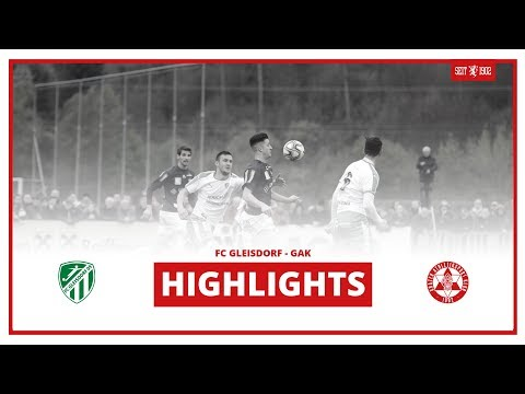 Regionalliga Mitte - 21. Runde: FC Gleisdorf - GAK