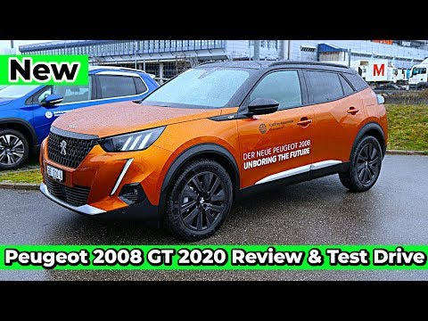 New Peugeot 2008 GT Line 2020 Review & Test Drive