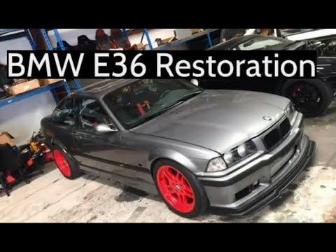 BMW E36 Restoration & Rebuild Project