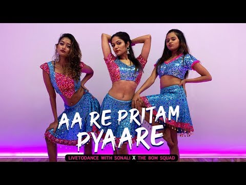 Aa Re Pritam Pyaare - Rowdy Rathore | Dance Cover | LiveToDance with Sonali Ft. The BOM Squad