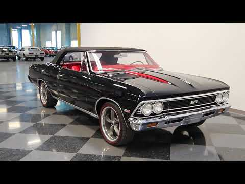 Video of Classic 1966 Chevelle SS Offered by Streetside Classics - Phoenix - M8NE
