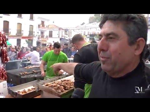 Ardales celebra la XX edición de su Fiesta de la Matanza
