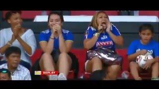 Highlights Arema Cronus Vs PSS Sleman 52 Bali Island Cup 21 Februari 2016