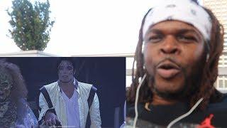 Michael Jackson - Thriller - Live Munich 1997 - Widescreen HD - Reaction