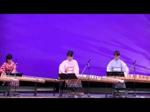 碩台小学校和楽器クラブwith梢の会