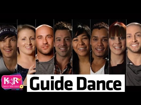 I am a Dancer :GuideDance