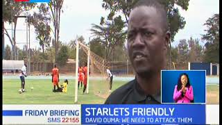 Kenya's Harambee Starlets take on Ethiopians