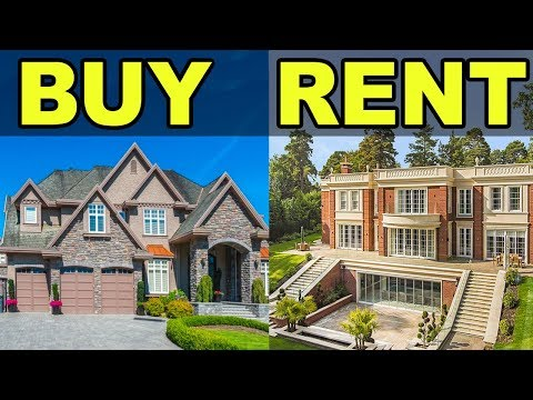 Which is Cheaper: BUYING or RENTING a house? (DEBUNKED)