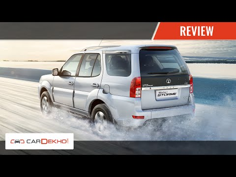 2015 Tata Safari Storme | Review of Features