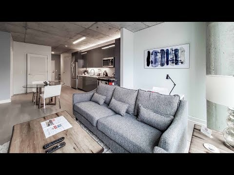 River North furnished 1-bedroom #1713 near the Riverwalk and theMART