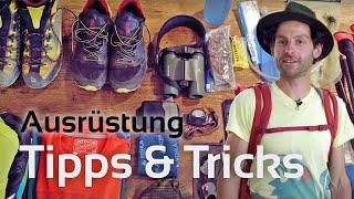 Packliste fürs Wandern: Was gehört in den Rucksack?