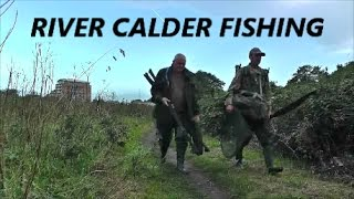 River Calder Fishing
