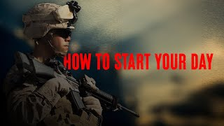 HOW TO START YOUR DAY | Motivational video - NEW 2020 [ 1080p ]