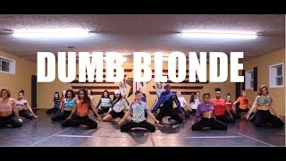 AVRIL LAVIGNE ft. NICKI MINAJ - Dumb Blonde | theINstituteofDancers | Brian Esperon Choreography