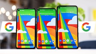 What Google Pixel phone should you buy in 2020? Let's compare