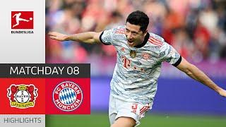 Bayer 04 Leverkusen – FC Bayern München Pekan 8