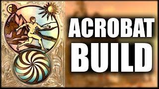 Skyrim SE Builds - The Acrobat - Modded Thief Build