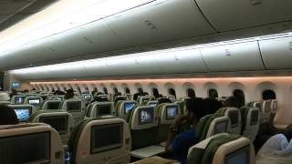 Ethiopian Airlines Flight Experience: ET600 Addis Ababa to Dubai