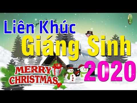 Liên Khúc Giáng Sinh Xưa 2020 - Danh Ca Hải Ngoại | Nhạc Giáng Sinh Xưa Mừng Chúa Giáng Sinh Ra Đời