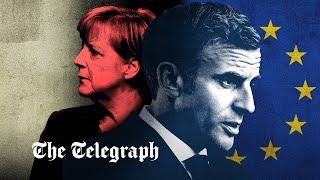 video: Watch: Macron, the EU's prince, is seeking Merkel's crown