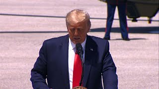 Trump: Biden Will Hurt The Bible, Hurt God, Guns