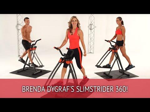 SlimStrider Easy Stride Workout