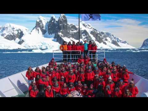 FLCV: Heidi Steltzer in Antarctica