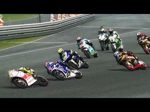 Trailer de MotoGP 13