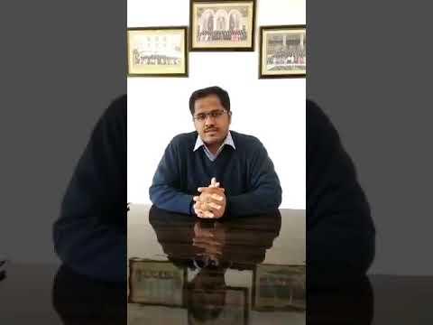 CDO Siddharthnagar video message for nirman shramik registration and various schemes