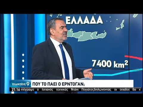 Ερντογάν | Οι στόχοι του με τη Navtex | 22/07/2020 | ΕΡΤ