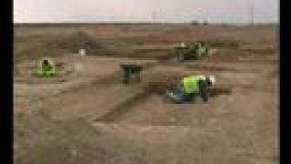 preview picture of video 'Excavation of a Roman building'