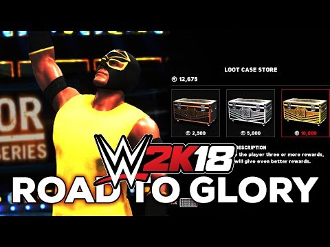 WWE 2K18 Road To Glory EXPLAINED! MyPlayer, PPVs, Multiplayer!