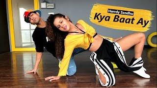 Gambar cover Kya Baat Ay Dance Cover   Harrdy Sandhu   Radhika Bangia   Vivek Dhadhich