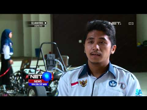 Prestasi Otomotif Internasional Garuda UNY Racing - NET24