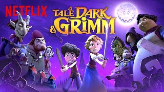 A Tale Dark and Grimm Trailer