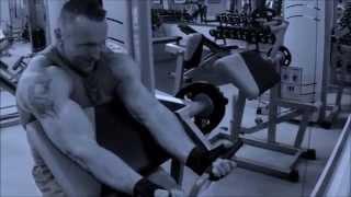 2.trénink ve Fitness Mania GYM