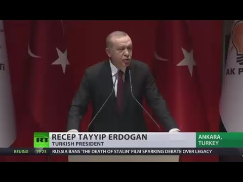 Erdogan: After Afrin and Manbij we'll move to Syrian-Iraqi border