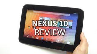 Review: Google Nexus 10 | SwagTab